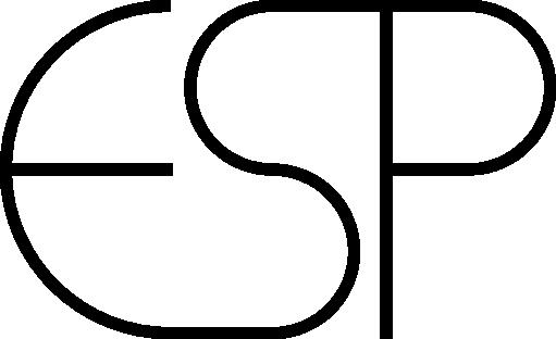 """Wortmarke mit den Buchstaben ESP für """"Empirische Sonderpädagogik"""""""